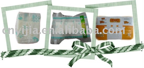 baby diapers at wholesale prices/ baled baby diapers