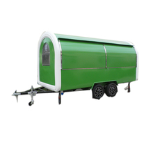 Modern Design snack machines mobile food cart manufacturer small food trailer
