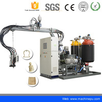 Low price high pressure pu polyurethane foam grouting injection molding machine