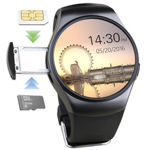 High quality KW18 android make call 3g smart watch