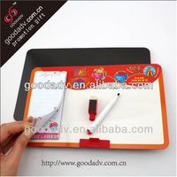 Factory offer Magnets with memo pad /shopping list
