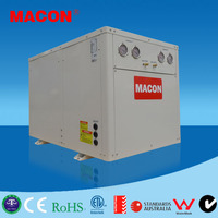 MACON European Standard cold climate while geothermal ,Ground /water source heat pump