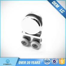 high quality glass roller steel sliding door rollers wheel