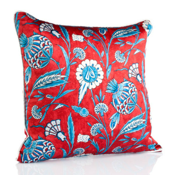 Painted Cushion Covers