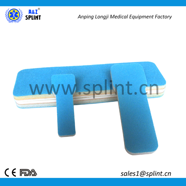Factory price reusable intravenous IV splint wrist and foot