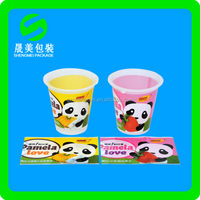 printing Jelly package Shrink film packaging products juice packaging products
