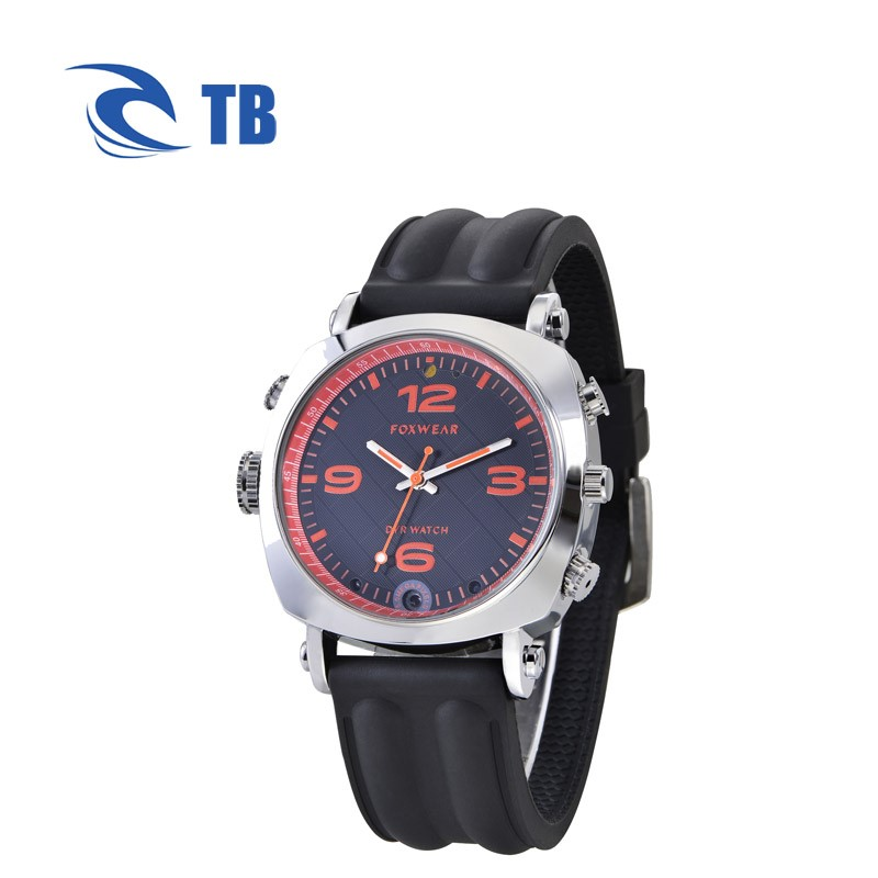 TianboTech ip wireless camera watch cmos sensor video spy camera watch