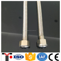 Flexible Stainless Steel Corrugated Metal Water Connector Hose