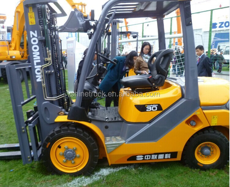3 ton forklift specification