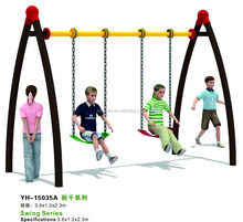 2016 cheap outdoor playgroundexercise equipment toy swing