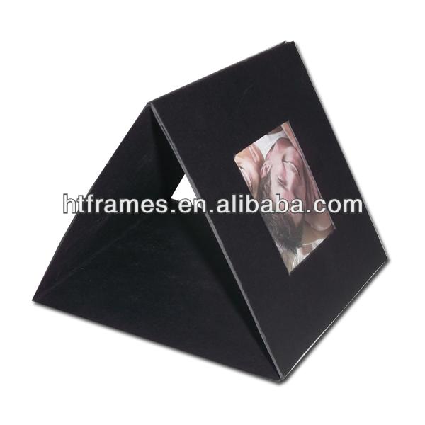 Newest design black mini paper photo frame