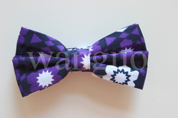 high quality african wax print fabric bow ties fashion ties