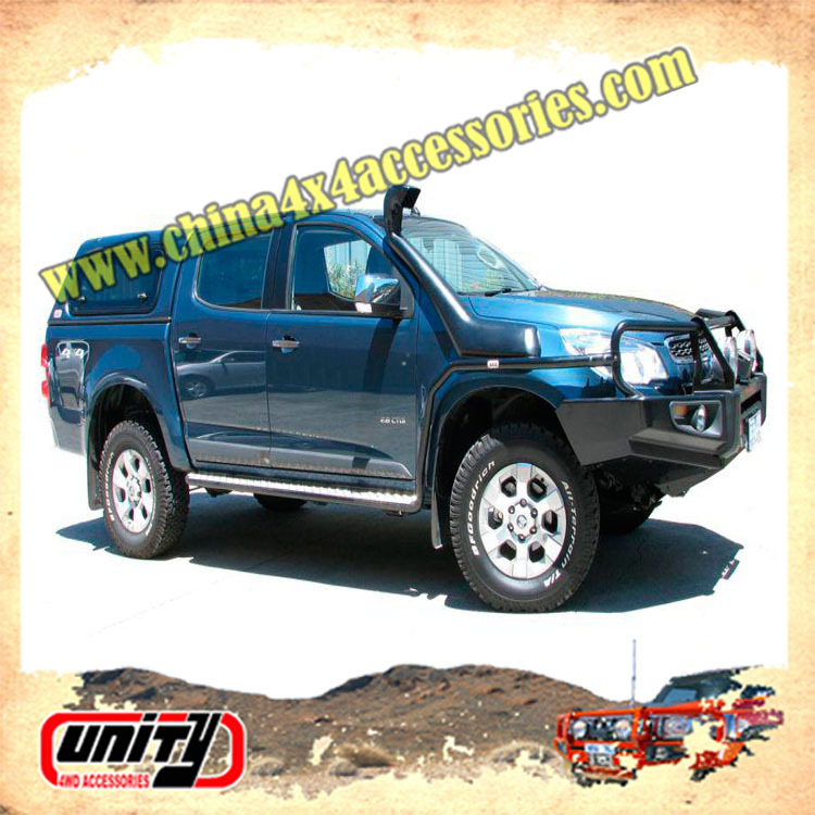 Unity professonal in OEM your design NEW MODEL Top Quality snorkel kit 4x4 for COLORADO
