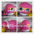 Floating inflatable goldfish model inflatable water toys model