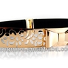 HOT Fashion Elastic Metallic Metal Belt