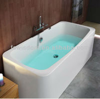 2013 New Wisdom Lucit Acrylic Hot Tub Spa WD6176