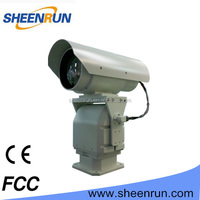cctv camera TIR185R uncooled Vox detector thermal camera