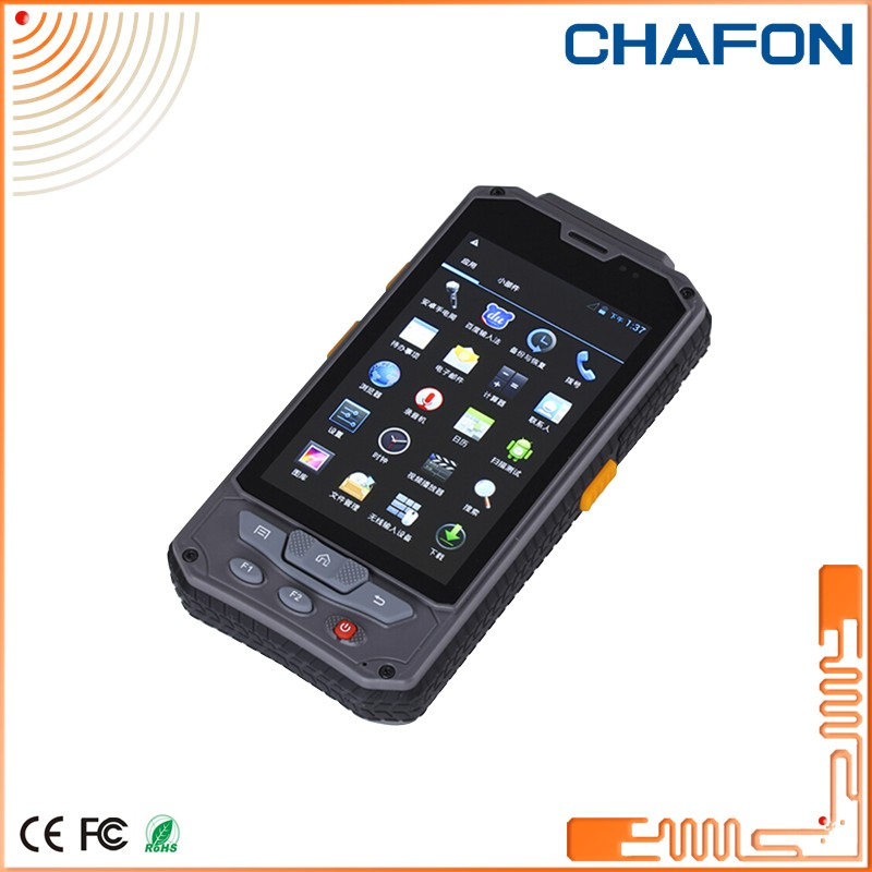 android smartphone iso 14443 handheld rfid reader