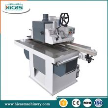 Single Blade Gang Rip Saw Woodworking Machine