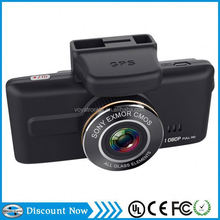 3.0' LCD Dual Camera G5WA A7LA70 Dual 1080P 360 degree Full-view Dash Cam
