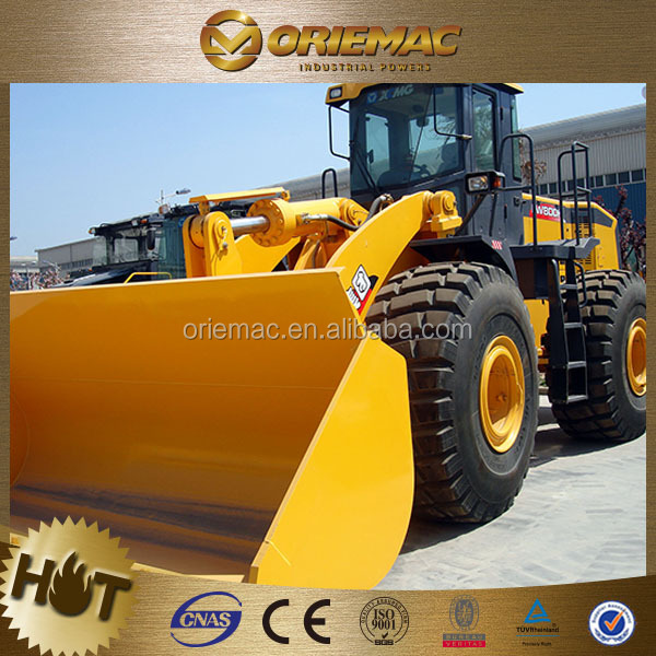 wheel loader china XCMG LW800K small wheel loader for sale