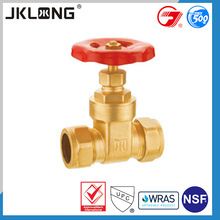 High temperature and high pressure power station gate valve