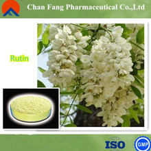 2016 GMP supplier sophora japonica extract 95% quercetin, rutin provide