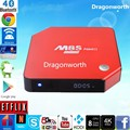 Dragonworth Smart TV Box Android 2016 Android TV Box Amlogic S912 TV Box Android 6.0