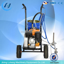 self-propelled thermoplastic vibration Road marking machine