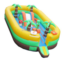 moonwalker inflatables, inflatable toddler playground, inflatable indoor playground