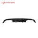 YIXIANGLIN 2014 Carbon Diffuse 4 Series M4 Car Bumper body kit for BMW F32 F82 front lip Rear Diffuser Side Skirts spoiler