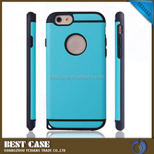 Slim Armor hard PC TPU Combo case for iPhone 5 hybrid shockproof mobile phone cover