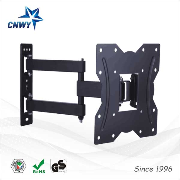"lcd tv wall mount Full Motion, for 17""-42"" 45 degree wall mount"