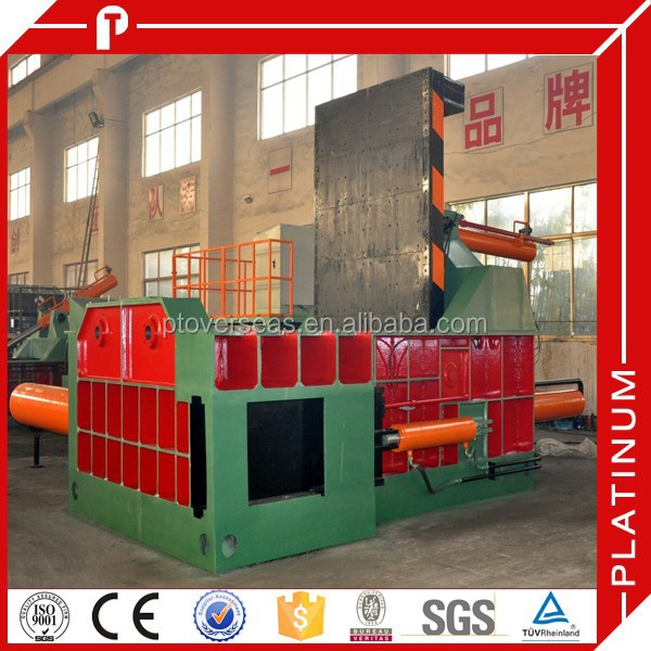 Y81T-3150A waste metal compressor steel scrap compressor