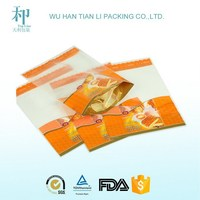 100%Food Raw Material Plastic Bread Packaging Bag