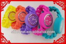 2013 popular silicone watches