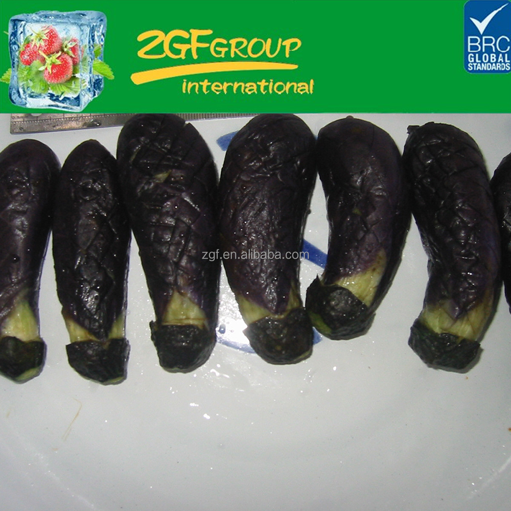 2016 New High Quality frozen eggplant
