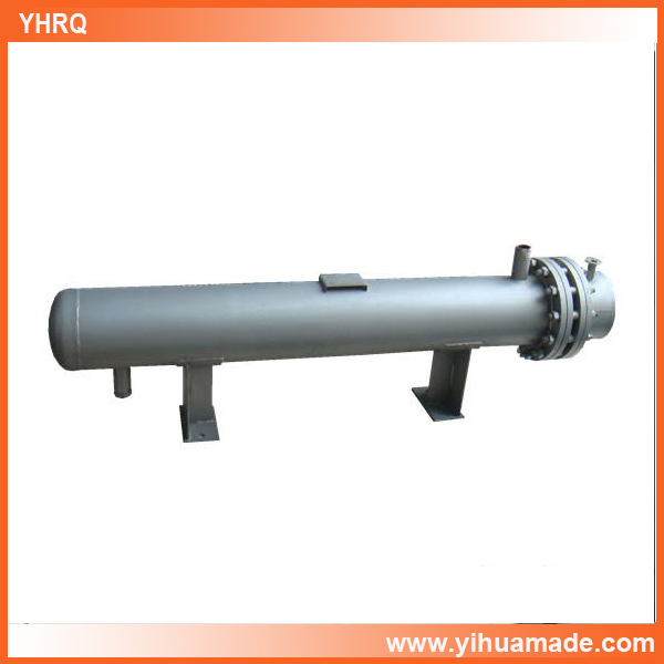 hot sale straight steel shell tube heat exchanger