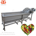 Top Quality Automatic Fruit Cleaning Machine Commercial Vegetable Washer