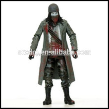 The Walking Dead Jesus Action Figure McFarlane,custom Jesus action figure china suppliers,OEM action jesus figure toy for kids