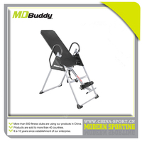 Foldable inversion table equipment old people