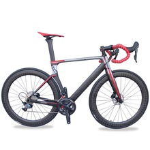2018 Maircle high quality AERO design complete full carbon disc road bike