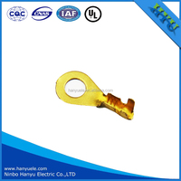 Supply earthing connector terminal,female bullet connector terminals,special bullet cable connector terminal