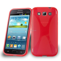 Hot Sale High Quality Soft TPU X Line Phone Case Cover For Samsung Galaxy Win I8552
