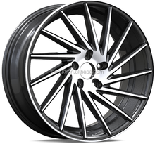 "19"" deep dish alloys rims mirror alloys rims car alloys"