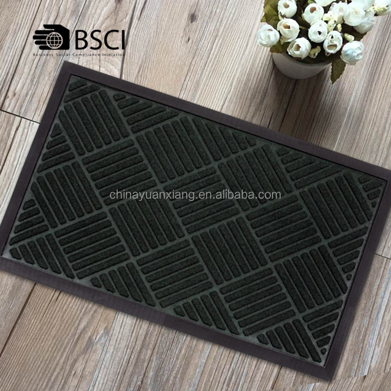Best Quality Rubber Backed Washable Rugs