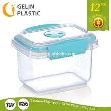 GL9606 package edge eco friendly pp lunch boxes