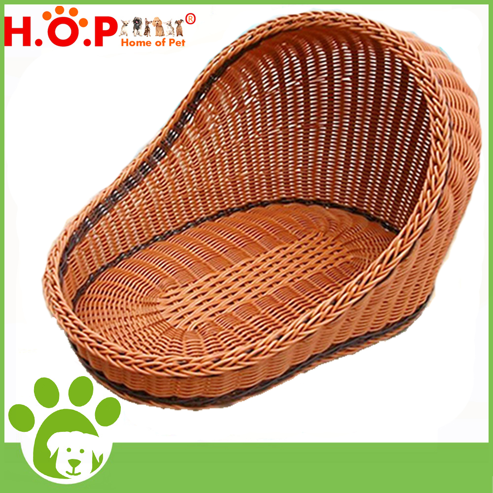 Customized Pet House Bamboo Dog Nest Home Of Pet Brand Fashion Eco-friend Bamboo Pet Carrier House For Small Dog Low Price