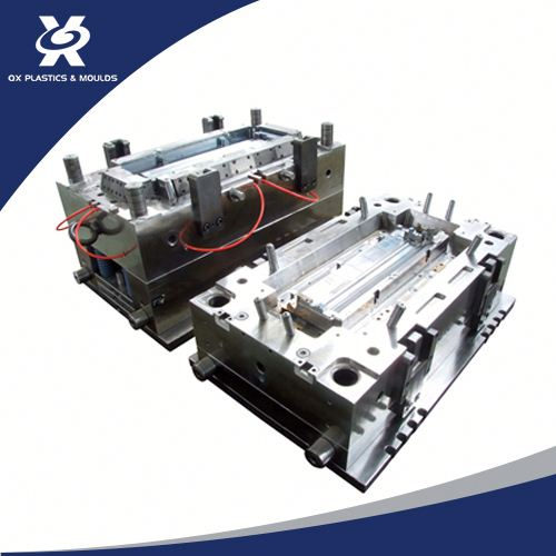 Highly production Trade Assurance guide pin and guide bushing mold