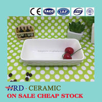 China on sale stocked kitchen tools and equipment, Dinnerware Salad Ceramic Bowl